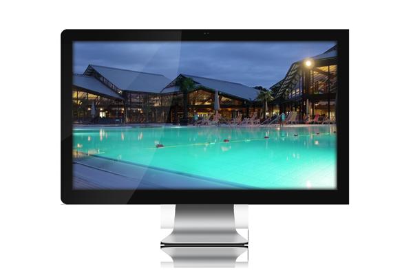 Imagefilm, PC, Bildschirm, baden film, Filmproduktion
